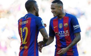 Neymar firme en el Barcelona: este viernes renovará su contrato