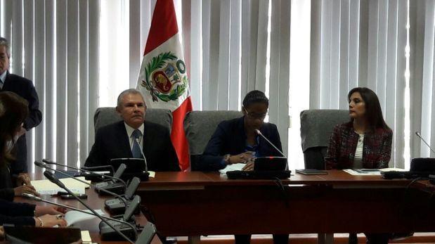 Panamericanos 2019: Castañeda explicó avances ante el Congreso