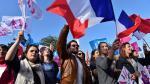 Miles de personas protestan en París contra el matrimonio gay - Noticias de mujeres desnudas