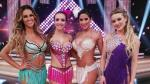 """""""El gran show"""": ¿Cuánto ráting logró la semifinal del programa? - Noticias de fábrica de sueños"""