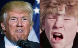 Comparan a Trump con los villanos de las películas [VIDEO]