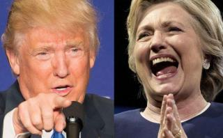 "Donald Trump: ""Si gana Hillary Clinton, será por fraude"""