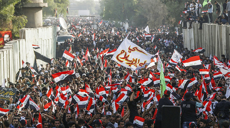 Avanzan fuerzas iraquíes hacia Mosul en medio de resistencia yihadista