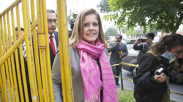 """Mercedes Aráoz afirma que """"el Estado no es un botín de empleos"""""""