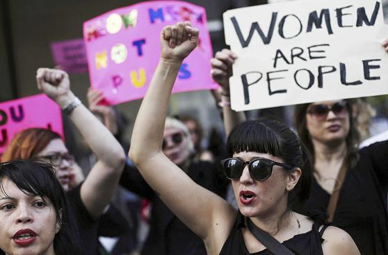 Chicago: Mujeres repudian los comentarios sexistas de Trump