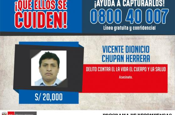 Ate: capturan a ex militar condenado por caso Accomarca
