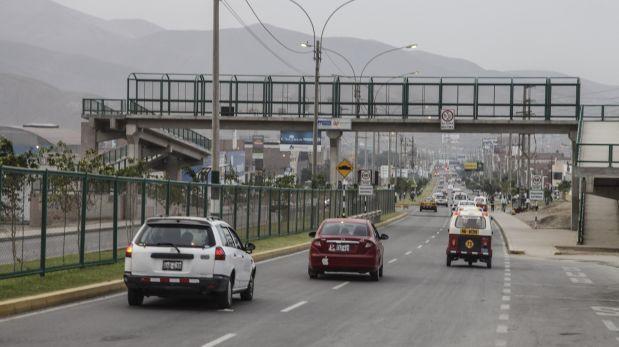 Callao: detectan 55 mllns. de pérdidas en obras en Av. Gambetta