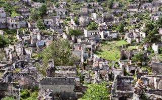 """Descubre esta enigmática """"ciudad fantasma"""" de Turquía"""