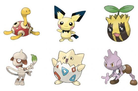 Pokémon Go: los pokémones más débiles de la segunda generación