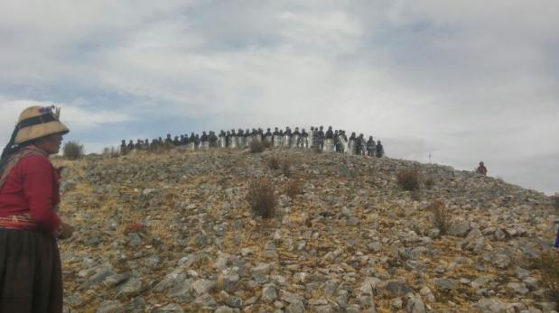 Minera Las Bambas: préstamo de máquinas a PNP es conforme a ley
