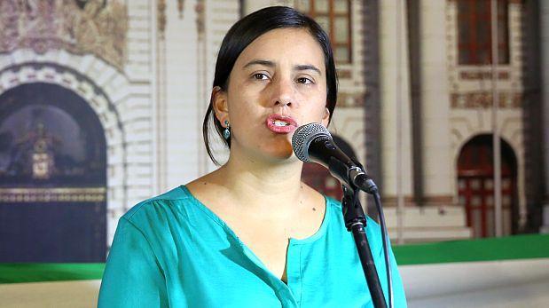 Las Bambas: Verónika Mendoza critica accionar de policías