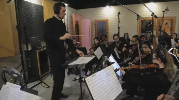 YouTube: orquesta sinfónica toca tema de metal y así se escucha