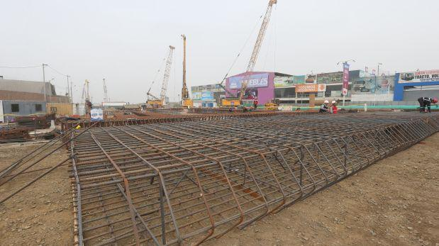 Metro de Lima: supervisan avances en Estación 24 de Línea 2