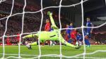 De Gea salvó al United ante Liverpool con increíbles atajadas - Noticias de david de gea