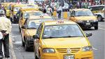 ¿Cómo se debe fiscalizar a las aplicaciones móviles de taxi? - Noticias de easy taxi
