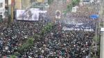 Señor de los Milagros: las imágenes de la segunda procesión - Noticias de juan luis cipriani
