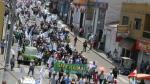Valle de Tambo: anuncian paro en demanda de represa Paltuture - Noticias de pedro cornejo
