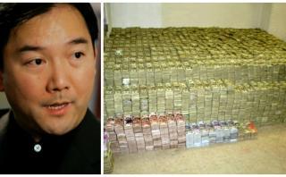 EE.UU. extradita a narco que escondió US$205 mlls. en su casa