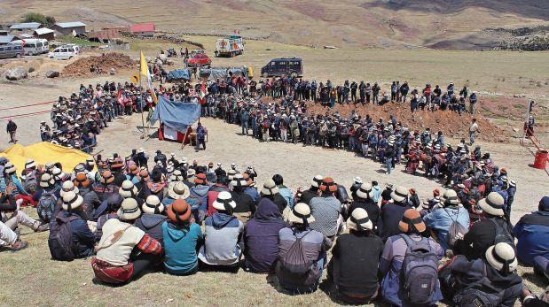 Las Bambas: la ruta que origina el conflicto