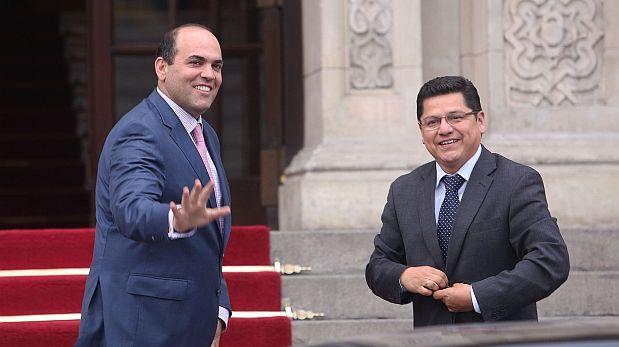 """Eduardo Vega: """"Fortaleceremos los mecanismos de denuncia"""""""