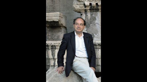 El escritor y editor Roberto Calasso ganó el Premio Formentor. Jorge Herralde, editor de Anagrama, celebra ambas facetas del italiano. (Foto: Getty Images)