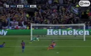 Barcelona vs. Manchester City: Ter Stegen realizó gran atajada