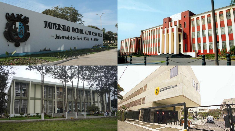 Las 10 mejores universidades del Perú, según América Economía