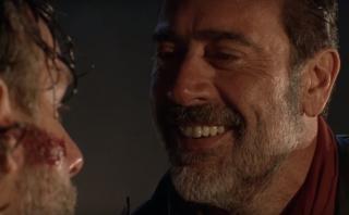 """""""The Walking Dead"""": el misterio de Negan se acerca a su final"""