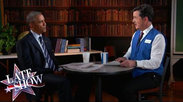 YouTube: el divertido sketch de Obama buscando empleo [VIDEO]