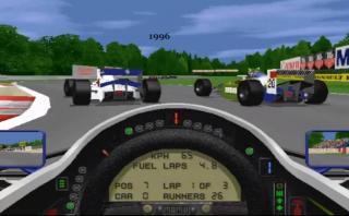 YouTube: así han evolucionado los videojuegos de Fórmula 1