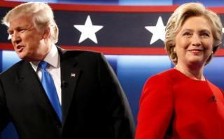 Clinton-Trump: ¿Qué dice la forma de vestir de los candidatos?