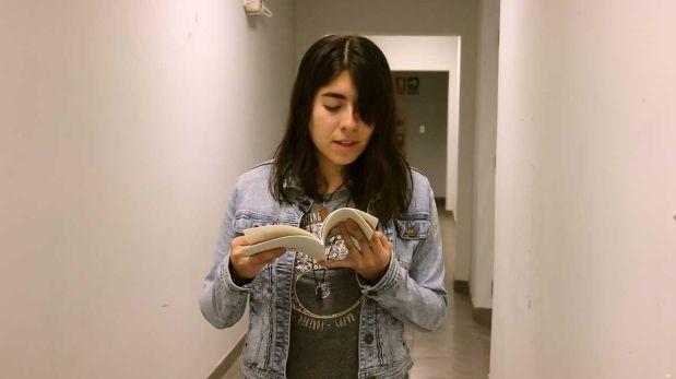 Katherine Medina nos lee algunos poemas de