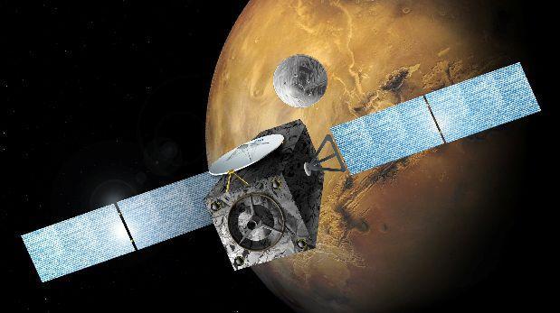 Módulo Schiaparelli sigue sin confirmar su llegada a Marte