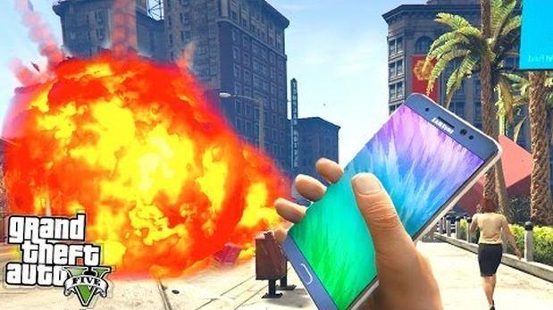 Samsung busca que el Galaxy Note 7 no se exhiba como una bomba