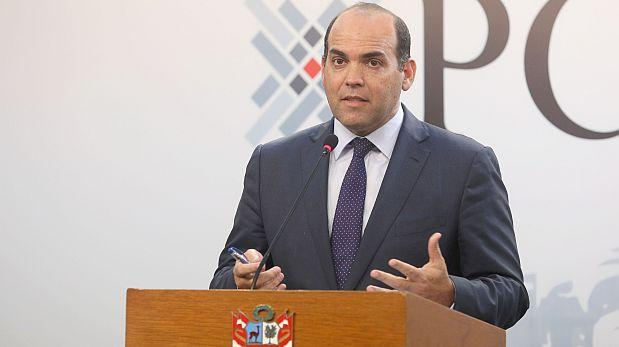 Zavala está dispuesto a asistir a fiscalía por Caso Moreno