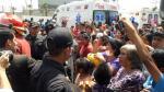 El Agustino: los bondadosos gestos hacia bomberos tras tragedia - Noticias de quinua
