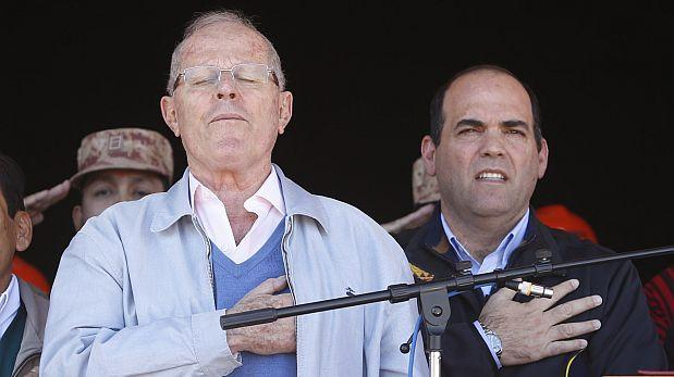 Zavala: PPK no puede ir a Las Bambas si hay medidas de fuerza