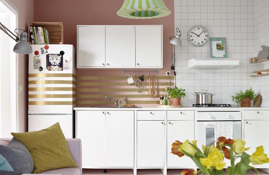 Diez cocinas mini con una est tica de alto impacto foto - Casa diez cocinas ...