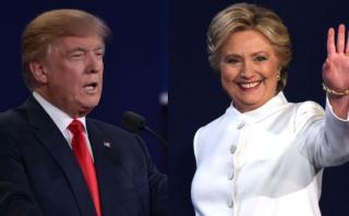 Clinton ganó los tres debates para los lectores de El Comercio