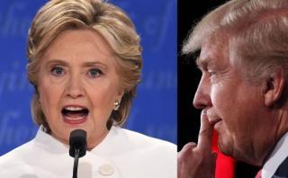 """Clinton: """"Trump en la presidencia sería una marioneta de Putin"""""""