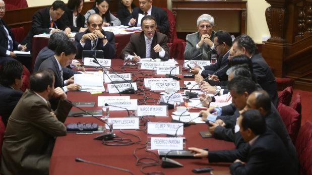 Lava Jato: pedirán reactivar comisión investigadora en Congreso