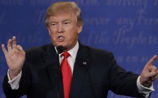 """""""Bad hombres"""": La polémica frase de Trump contra los migrantes"""
