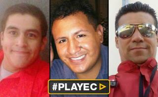 Los 3 bomberos que murieron en incendio de El Agustino [VIDEO]