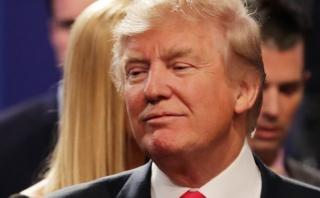 """Campaña de Trump: """"Aceptará resultado electoral porque ganará"""""""