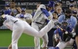 Chicago Cubs vs. Los Angeles Dodgers: por playoffs de la MLB