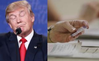 ¿Se puede hacer fraude en elecciones de EE.UU. como dice Trump?