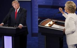 Clinton - Trump: Las 7 frases más impactantes del último debate