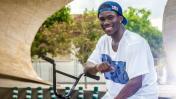 El nigeriano que huyó de la miseria para ser un genio del BMX