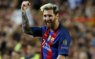 """Lionel Messi luego del hat-trick: """"Qué linda forma de volver"""""""