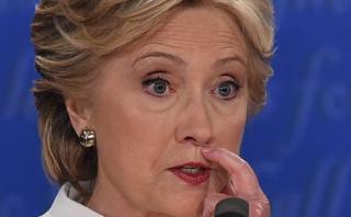 ¿Hillary Clinton estuvo a favor de un muro en la frontera?